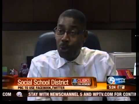 PBC school district signs onto Facebook, Twitter