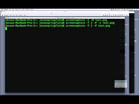 5 OS X Terminal Commands You Might Not Know About
