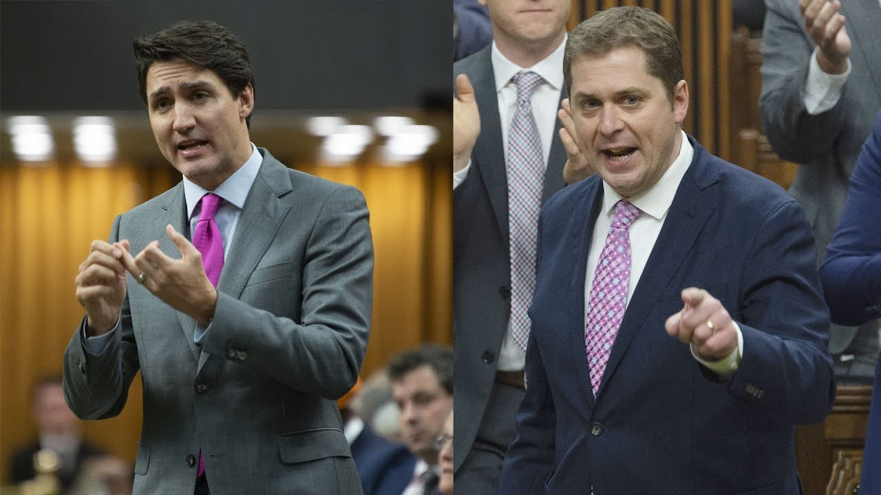 Question Period: Scheer stands by SNC-Lavalin statements amid Trudeau lawsuit threat—April 10, 2019
