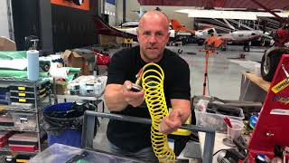 Mike Patey Wilga (DRACO Video 7) Carbon Fiber One Off