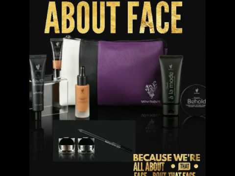 About face!