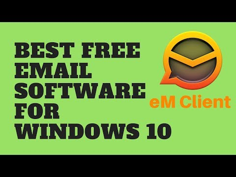 Best Free Email Software for Windows 10