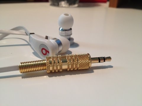 How to fix a broken 3.5 mm jack or faulty headphone jack