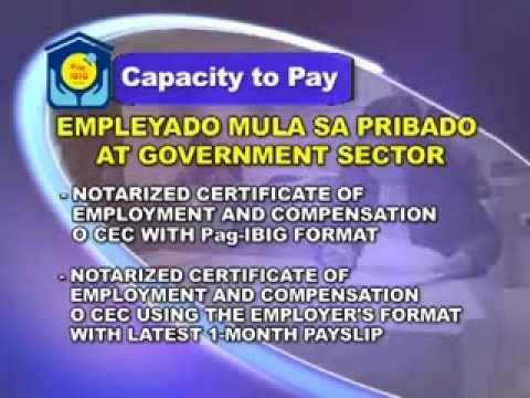 Pag ibig Fund Housing Loan Seminar Part 1