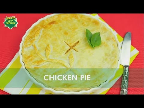 Chicken Pie - how make chicken pie | chicken pie recipe | nigerian chicken pie