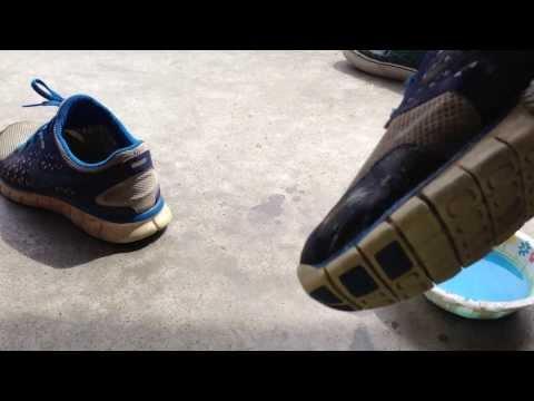 Homemade shoe cleaner (easy tutorial) PART 2