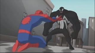 Spectacular Spider man Spidey Defeats Venom