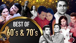 Best Of 60s & 70s | Evergreen Hindi Songs |Purane Gaane | Dosti |Jeevan Mrityu |Chitchor | Old Songs