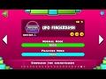 UFO FINGERDASH!!+ SMALL SECRET WAY!! - GEOMETRY DASH 2.1!