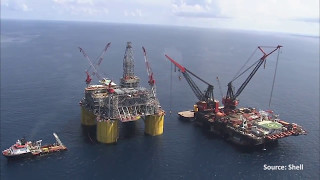 The 5 Largest Offshore Platforms of the World