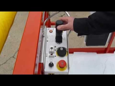 OMNI Drive EX Scissor Lift Training