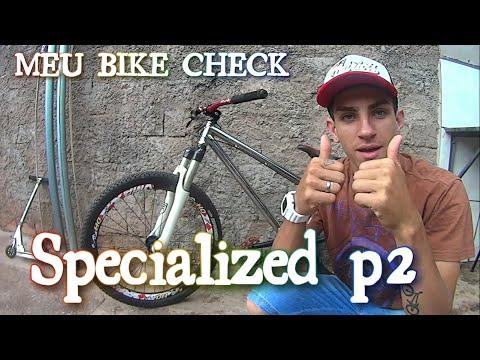 BIKE CHECK SPECIALIZED P2 - DIRT BRASIL