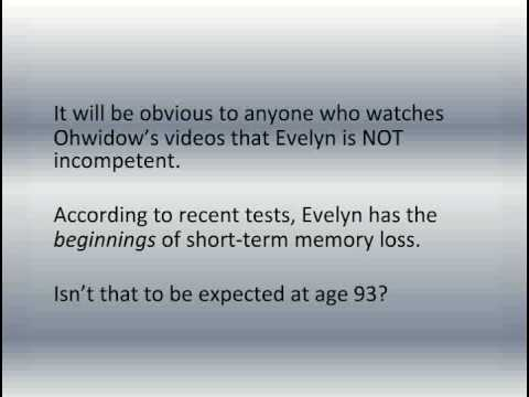 Bring Evelyn Home for Christmas