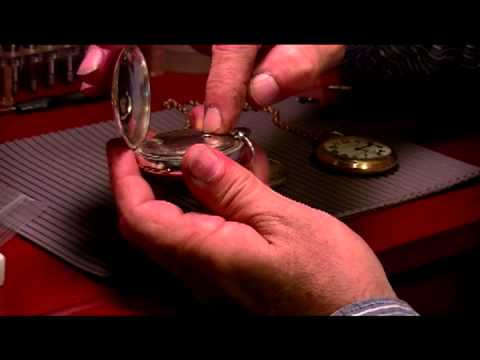 Setting your antique pocket watch - Pocket Full of Time