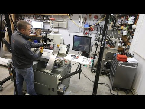 Tormach CNC Lathe Upgrades Part 1 - Turret Install