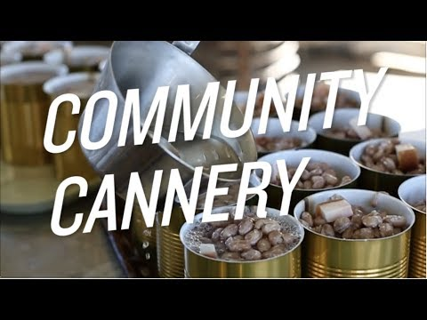 Take a Look Inside a Community Cannery in Virginia