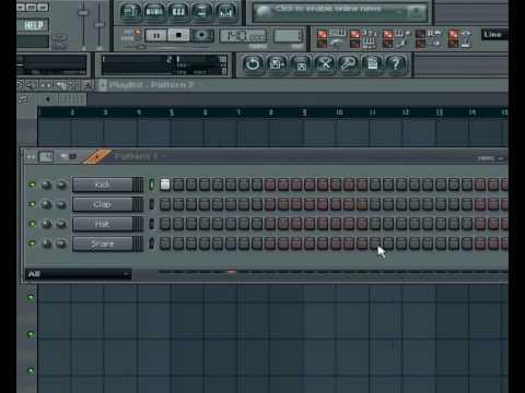 FL studio time signature bars settings tutorial