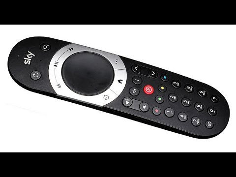 Tips on how to use Sky Q Touch remote features
