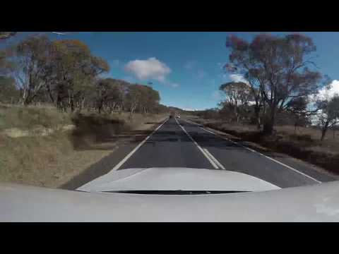 Drive from Canberra to Thredbo