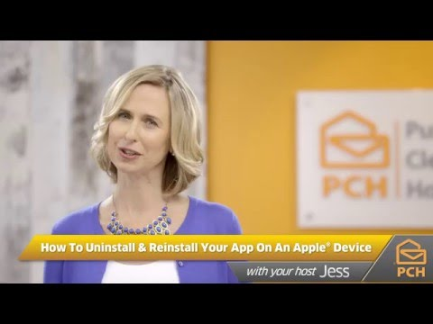 How to Uninstall & Reinstall an App - Apple Device