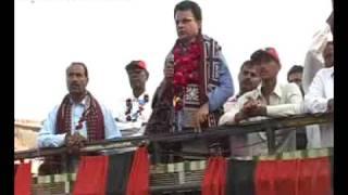 HALA  Ayaz Latif Palijo challenges PPP Corrupt Feudals & League Great Speech