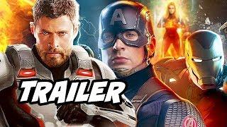 Download Avengers Endgame Trailer and Thor 4 Teaser Breakdown Video