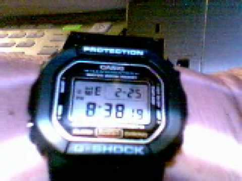 Casio 1545 G-Shock Digital Watch Review