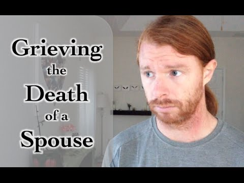 Grieving the Death of a Spouse (Grief) - With JP Sears