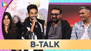 B-Talk | Ayushmann Becomes Dreamgirl | Tremendous Response To Saaho Trailer | Sacred Games 2