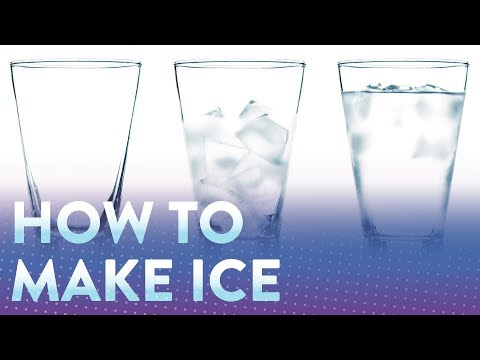 How to Make Ice Cubes
