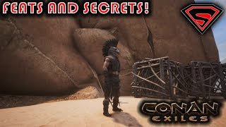 Legendary Weapons Easy Farm Method (skeleton key) - Conan