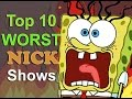 Top 10 Worst Nickelodeon Shows