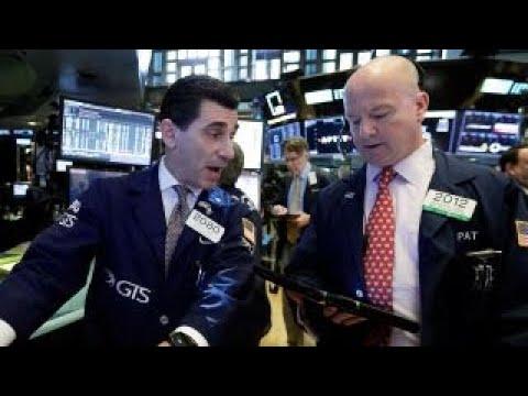 Italy's crisis rocks US stock market