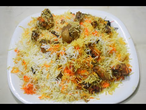 Chicken Biryani | Degi Biryani Masala | Delhi Style | By Yasmin Huma Khan