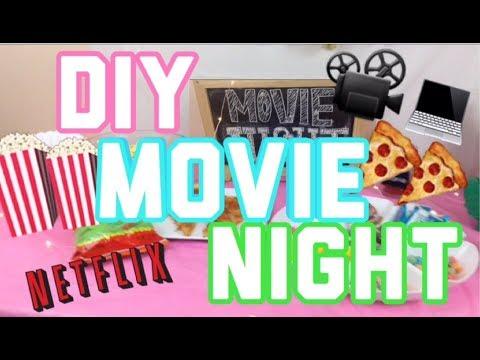 DIY Movie Night