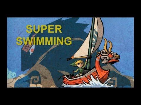 Wind Waker Glitch Tutorials: Super Swimming