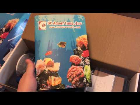 SCA-301 Protein Skimmer Unboxing & First Look
