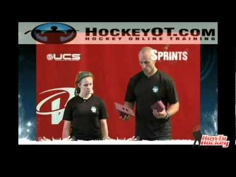 Hockey Sprints to Improve Hockey Speed