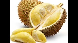 How to Cut Open and Eat Durian Fruit