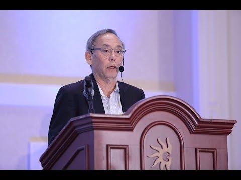 232nd ECS Meeting - The ECS Lecture - Steven Chu