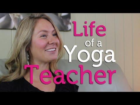Life of a Yoga Teacher - Laura Martini