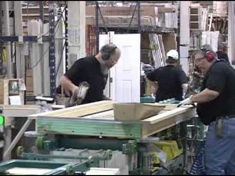 Exterior Steel Door Line Demo - WWW.KVALINC.COM