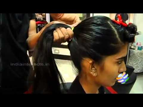 How to do Ponytail with a bump