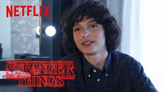 Stranger Things Rewatch | Behind the Scenes: Mike & Eleven