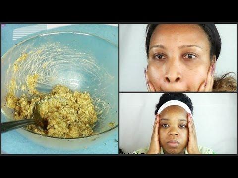 COCONUT & GREEN TEA SCRUB |GET RID OF BLACKHEADS + DEAD SKIN CELLS |  GET FAIR SKIN  |Khichi Beauty