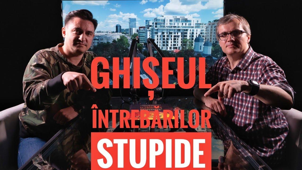 """Ghișeul Întrebărilor """"Stupide"""" revine - cu Cristian Presură - #IGDLCC E042 #PODCAST"""