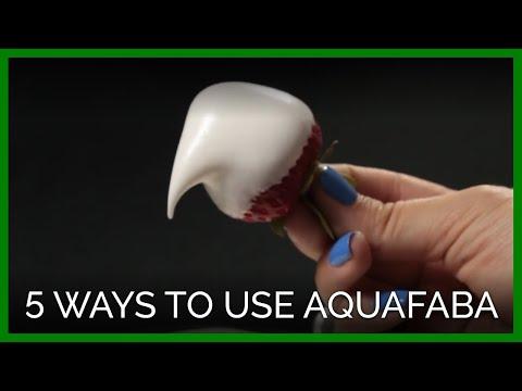 5 Ways to Use Aquafaba (Bean Juice)