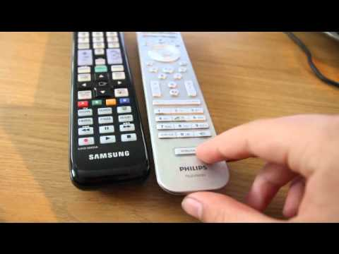 Samsung Smart Tv Features - Remote controller