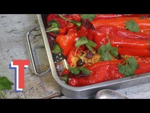Stuffed Peppers: Food Fest 3