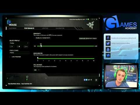 GA.TV - Configurando seu Razer DeathAdder 2013